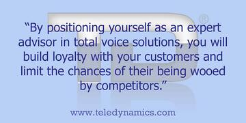 business telephone consulting, expert advisor in total voice solutions
