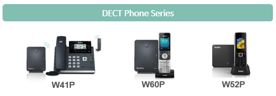 Yealink DECT IP phones2