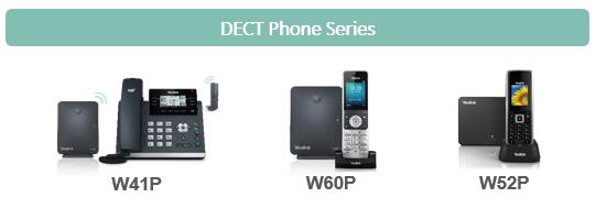 Yealink DECT IP phones2