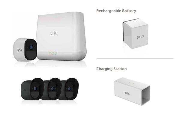 Arlo Pro Wire-Free HD Camera Surveillance System