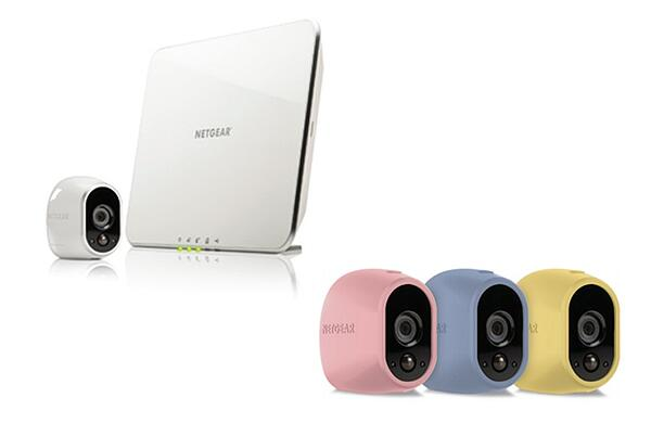 Netgear Arlo Wire-Free HD Camera Surveillance System