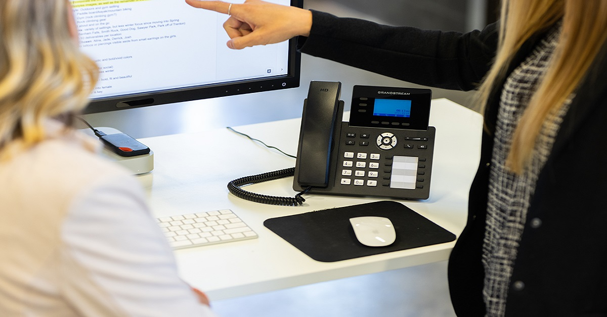 Grandstream GRP & GXP series of IP phones - distributed by TeleDynamics
