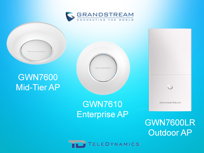 Grandstream GWN Series