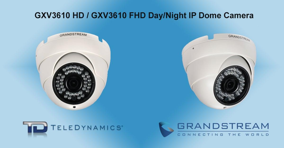 Grandstream-GXV3610-HD-IP-camera
