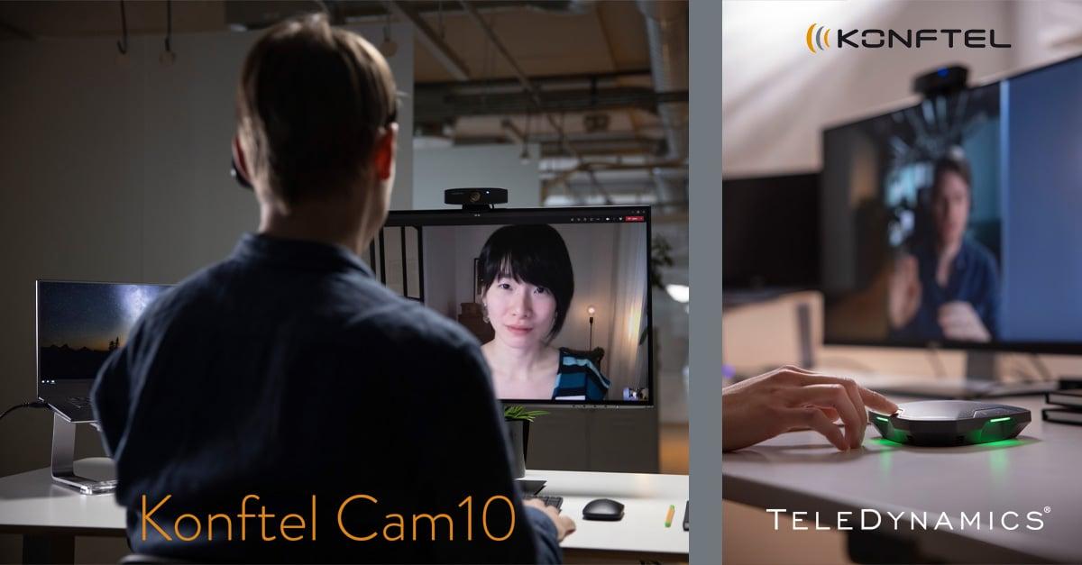 Konftel Cam10  - TeleDynamics