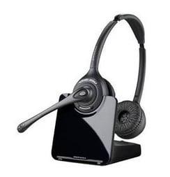 PL-CS520 wireless headset by TeleDynamics.com