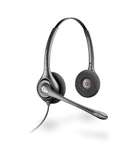 PL-HW261N corded headset from TeleDynamics.com