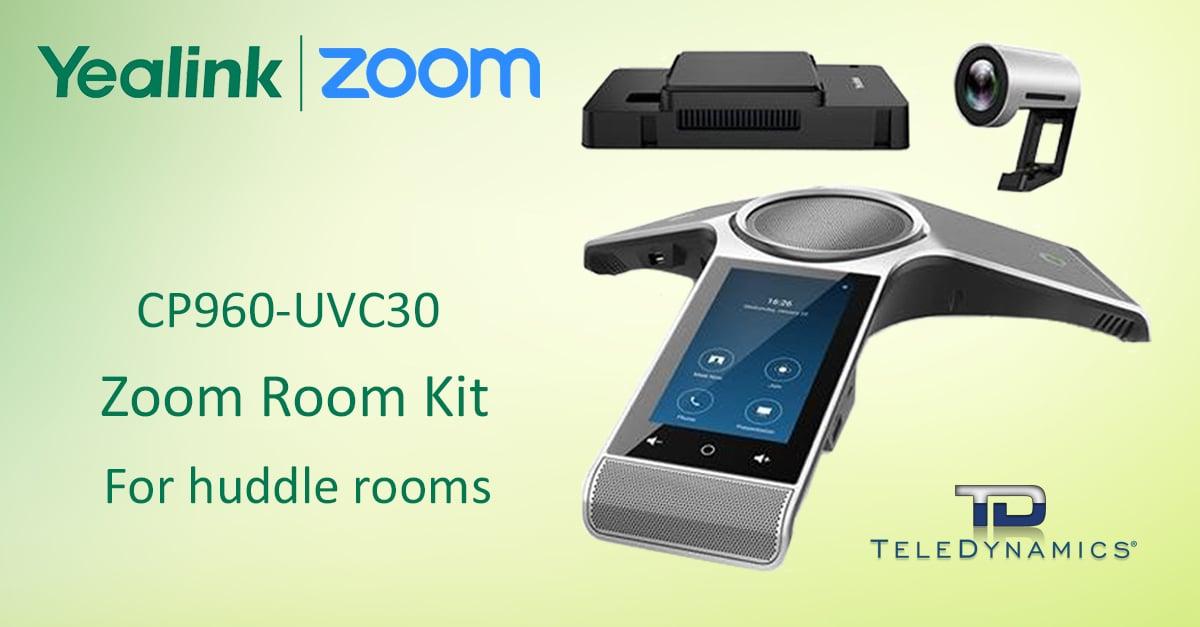 Yealink CP960-UVC30 Zoom Room Kit