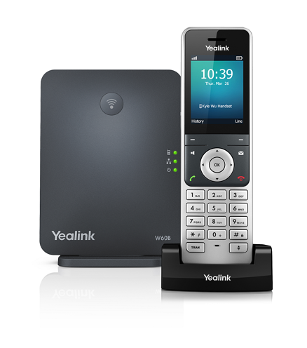 Yealink W60 DECT IP phone