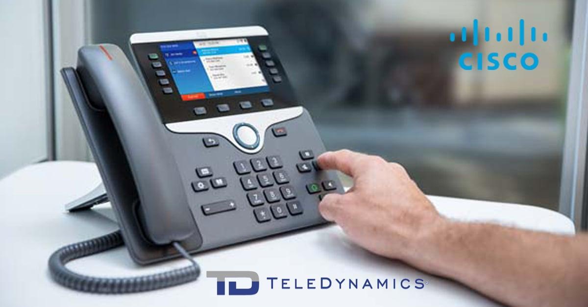 Cisco 8841 IP phone