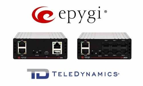 Epygi Technologies QX20 and QX200 IP PBX