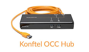 Konftel one-connection (OCC) hub