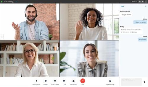 Yeastar videoconferencing solution