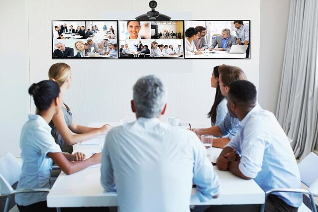 Robust yet affordable video conferencing for SMBs