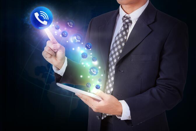 Trends in business telephone systems by TeleDynamics