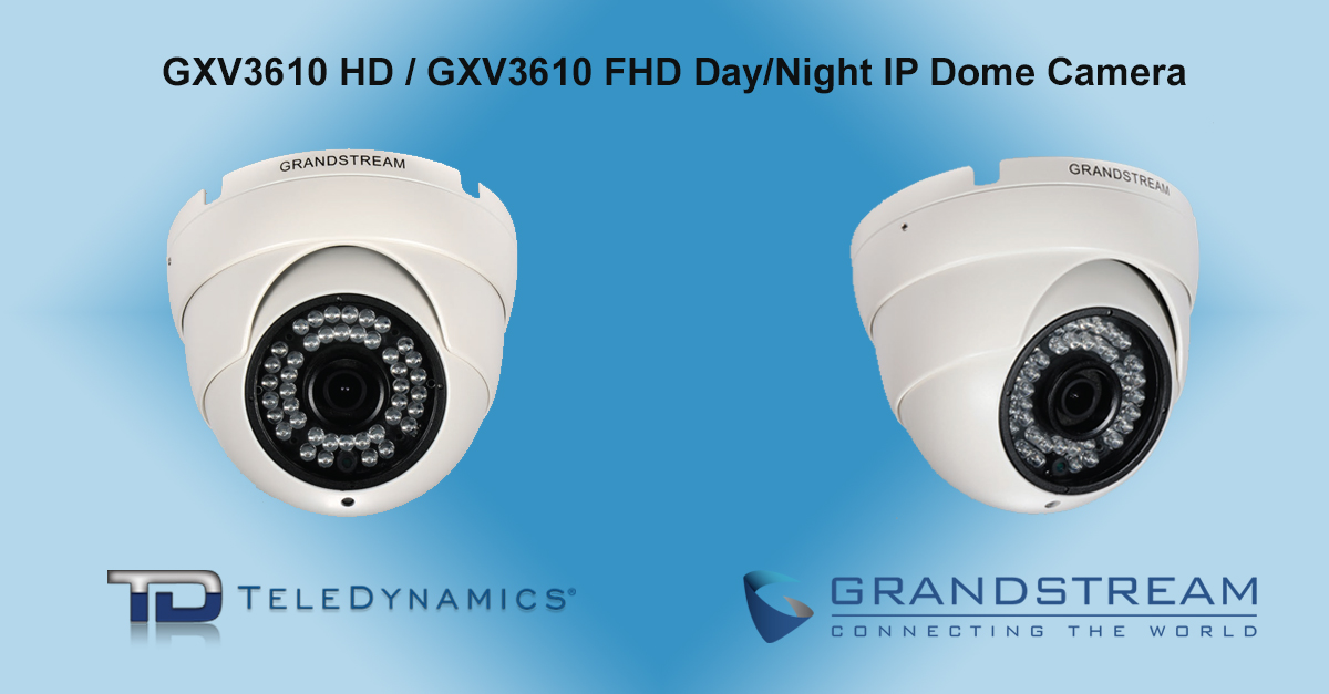 Grandstream-GXV3610-HD-IP-camera