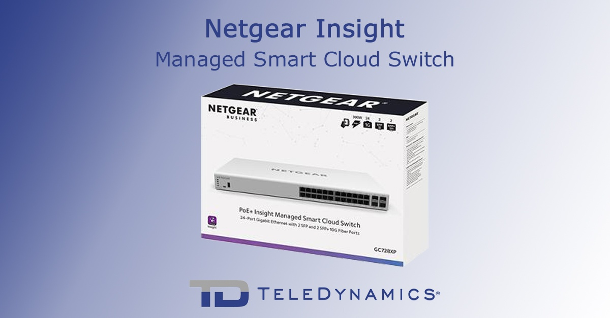 Netgear Insight network switch
