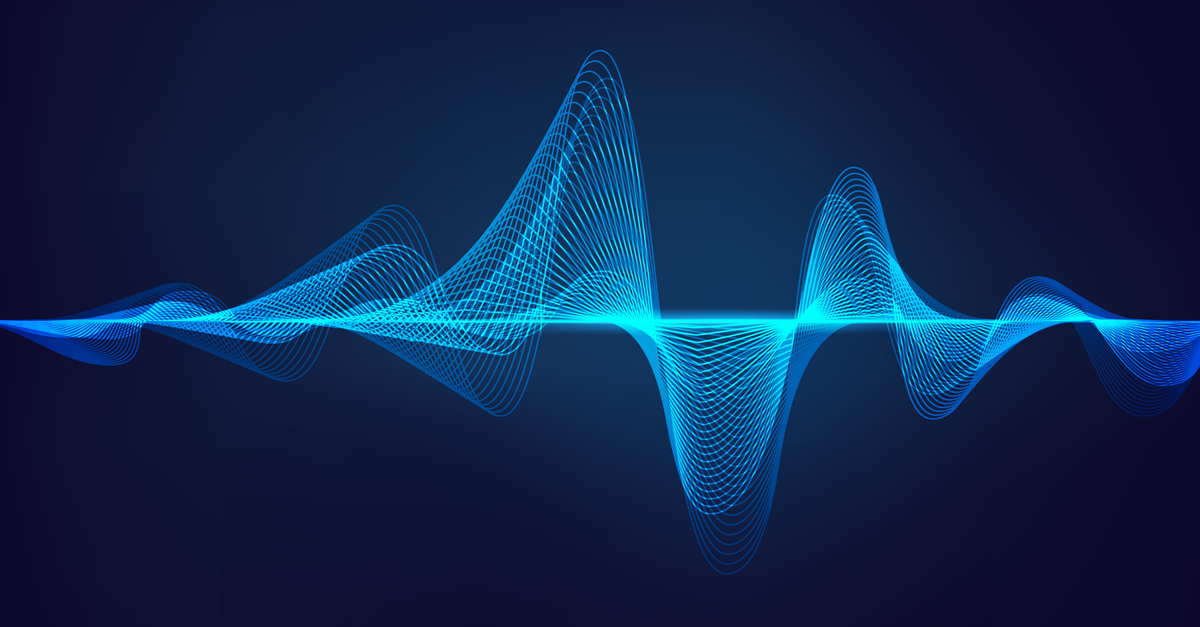 sound wave illustration