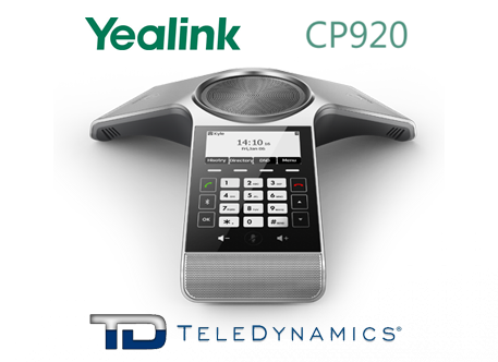 Yealink CP920 HD Conference Phone